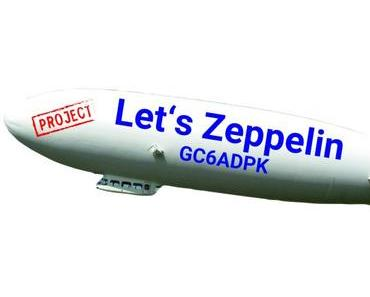 Preview: GC6ADPK Project Let's Zeppelin 2017 in Friedrichshafen