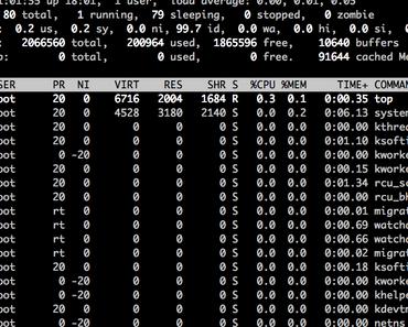 Auf der Suche, warum der Cubieboard mit Debian Jessie nach ein paar Tagen abstürzt. Teil 3: Workaround tägliches rebooten
