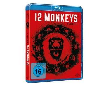 WIN | 12 Monkeys, Season 1 auf Blu-ray
