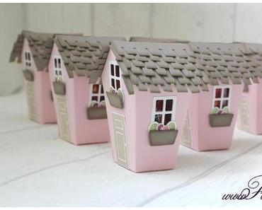 Ein Haus für alle Fälle {Schenklis des Stampin' Up! Workshops in Hockenheim}