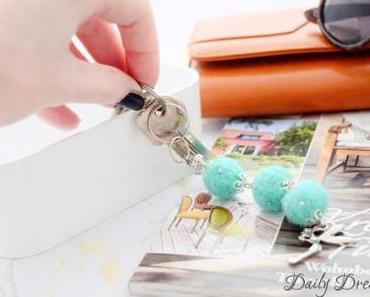 DIY – Schlüsselanhänger aus Filz