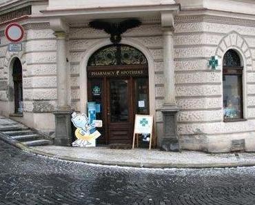 Apotheken in aller Welt, 90: Prag, Tschechien