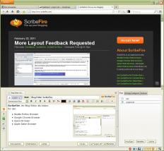 ScribeFire Blog Editor als Browser Add-on