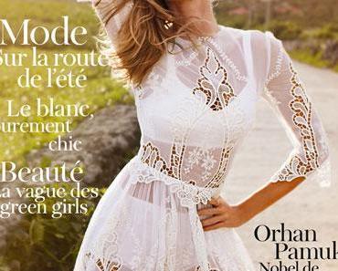 Gisele Bündchen: Vogue Paris April Cover - 1. Ausgabe von Emmanuelle Alt