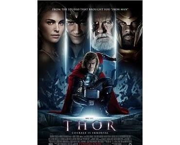Thor: Zwei neue Filmplakate veröffentlicht