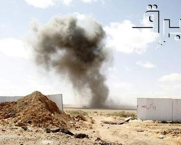 Merkel setzt auf Libyen-Krieg