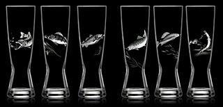 Schwedische Manufaktur Glasets Hus i Orrefors stellt Frühjahrskollektion vor