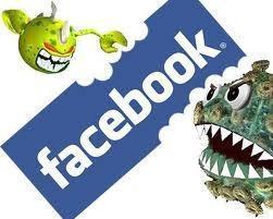 Gefährliche Facebook-App.