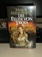 Book in the post box: Die Feuer von Troia