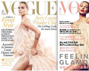 Vogue Cover : Wiederholungstäter