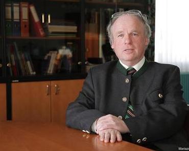 Stadtgemeinde Mariazell verabschiedet OAR. Josef Sommerer