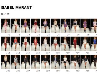Isabel Marant Spring Summer 2011 - Details