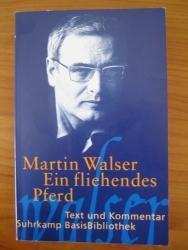 [Buchvorstellung] Ein fliehendes Pferd - Martin Walser