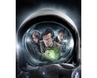 Doctor Who: Promoplakat zur neuen Staffel erschienen