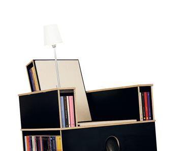 Bücherregal # Typ 6