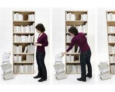 Bücherregal # Typ 2