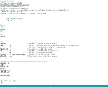 Raspberry Pi: Wie können Daten mit JeeLink mit Node-RED eingelesen werden?