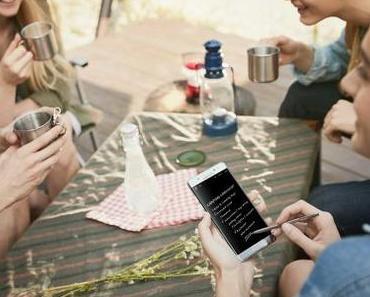 Samsung Galaxy Note 7 : Display zerkratzt zu schnell