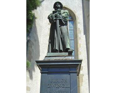 Darth Vader vor der Kirche