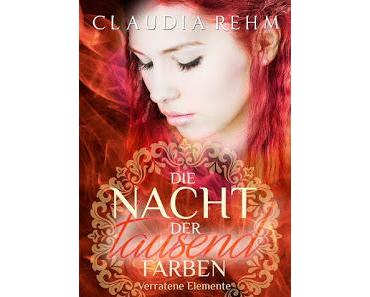 Ich lese.. Verratene Elemente von Claudia Rehm