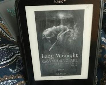 [Books] Lady Midnight - Die Dunklen Mächte (Bd. 1) von Cassandra Clare