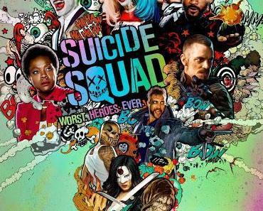 Review: SUICIDE SQUAD – Bühne frei für die Bösen
