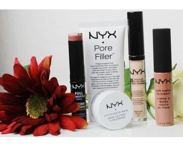 NYX Cosmetics – dm Haul