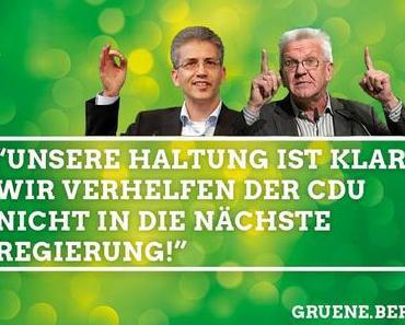 Die Grünen + Berlin Wahl: Angekommen bei den Reichen & Schönen. Das Ende der Sonnenblume.