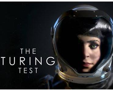 The Turing Test erscheint in Kürze