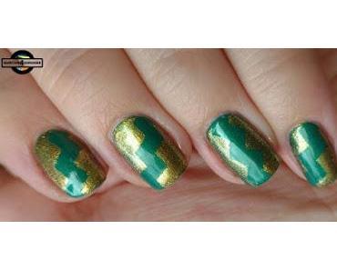 [Nails] Lacke in Farbe ... und bunt! MITTELGRÜN mit Catrice 740 King Of Greens