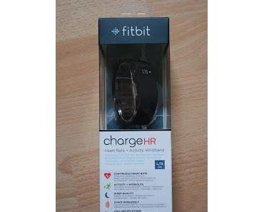 Mein neuer Fitness-Tracker {Fitbit Charge HR}