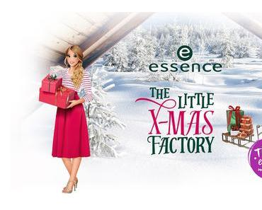 "[Preview] essence ""the little x-mas factory"" Limited Edition"
