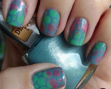 [Nails] Blue Friday mit Misslyn DENIM LOOK nail polish 08 stonewashed