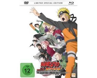 """""""Naruto Shippuden The Movie: Die Erben des Willens des Feuers"""" – Release bekannt geben"""