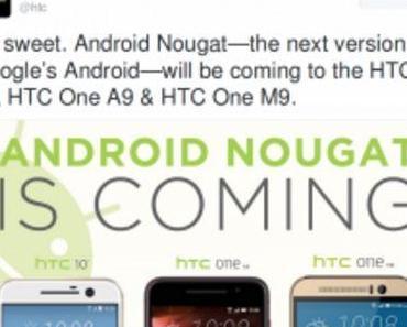 HTC bricht sein Upgrade-Versprechen für das One A9