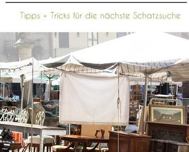 How To: Flohmarkt Shopping