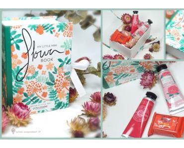 Geschenkt von L`Occitane bei jeder Bestellung oder hier gewinnen: Eine Mini-Version des My Little Flower Books