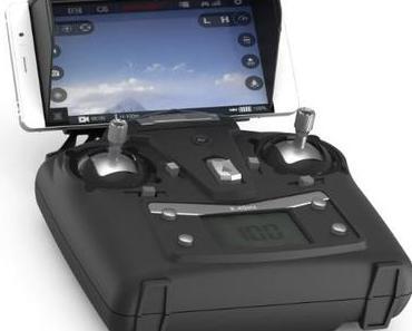 ARCHOS stellt eigene Quadrocopter-Drohne für 99 Euro vor