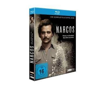 WIN | Narcos Staffel 1 auf Blu-ray
