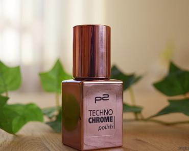 p2 techno chrome polish – bronze cut