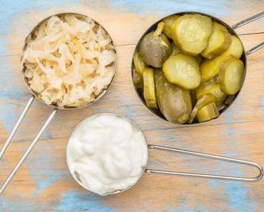 Probiotische Lebensmittel für Gesundheit und gute Laune
