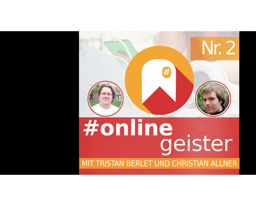 Creative Commons – #Onlinegeister Nr. 2 (Social-Media-Podcast)