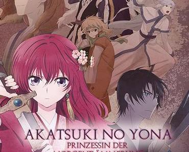 """""""Akatsuki no Yona – Prinzessin der Morgendämmerung"""" – Release bekannt geben"""