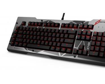 Das Keyboard Division Zero X40 Pro Gaming im Test