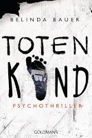 Rezension: Totenkind - Belinda Bauer