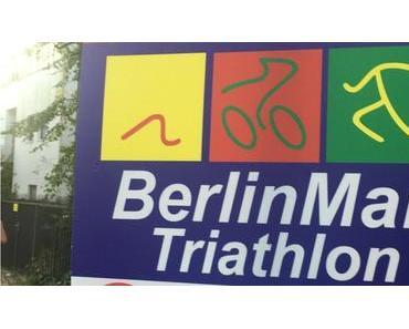 Hitzeschlacht: Top 10 BerlinMan Mitteldistanz Triathlon
