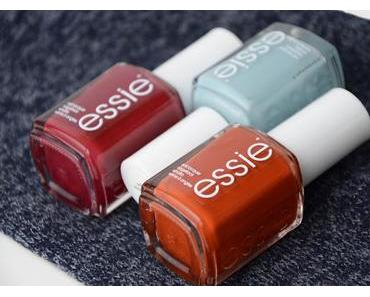 Essie Herbst LE 2016 + Dupes
