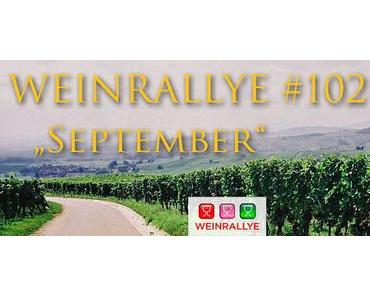 "die Weinrallye Nr. 102 ""September"""
