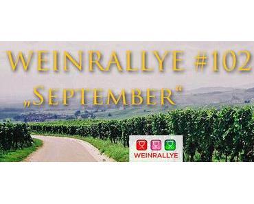 """die Weinrallye Nr. 102 """"September"""""""