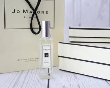 {Duftreise nach London} Jo Malone Basil and Neroli | A London Lark